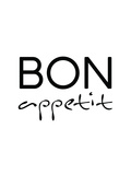 Bon Appetit Art by Pop Monica