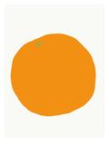 Naranja Pósters por Jorey Hurley