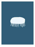 Jellyfish Poster by Jorey Hurley
