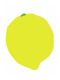 Citron Posters af Jorey Hurley