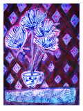 Paula Mills - Flower Cup - Poster