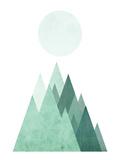 Pop Monica - Geometric Art 43 - Poster
