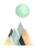Pop Monica - Geometric Art 41 - Art Print
