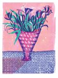 Flower Vase Prints by Paula Mills