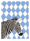 Zebra Prints by Jorey Hurley