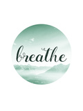 Breathe Plakaty autor Pop Monica