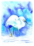 Heron 4 Posters by Suren Nersisyan