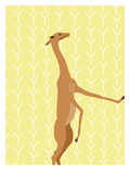 Gerenuk Poster by Jorey Hurley