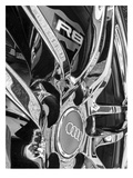 Spoked Audi Affiches par Murray Bolesta