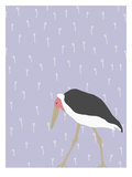 Stork Art par Jorey Hurley