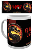 Mortal Kombat - Logo Mug Tazza