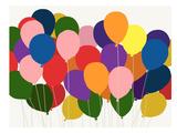Balloner Posters af Jorey Hurley