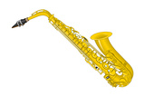 Alto Saxophone, Woodwind, Musical Instrument Prints by  Encyclopaedia Britannica