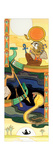Re (Ra), Egyptian Mythology Posters by  Encyclopaedia Britannica