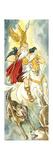 Odin, Norse Mythology Poster van  Encyclopaedia Britannica