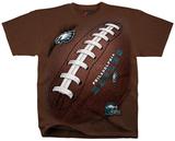 NFL- Philadelphia Eagles Kickoff Skjorter