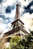 Eiffel Paris Stampa giclée di Philippe Hugonnard