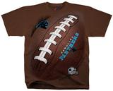 NFL- Carolina Panthers Kickoff T-skjorter