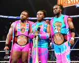 The New Day 2016 Action Photo