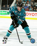 Logan CoutureSan Jose Sharks Action Photo