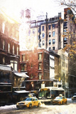Sunlight on New York Giclee Print by Philippe Hugonnard