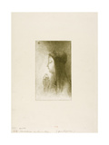 Frontispiece for Chevaleries Sentimentales by Ferdinand Hérold, 1893 Giclee Print by Odilon Redon
