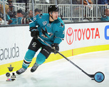 Patrick Marleau San Jose Sharks Action Photo