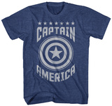 Captain America- Stars & Shield T-Shirt