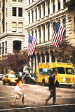NYC Business Giclee Print by Philippe Hugonnard