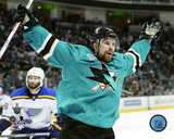 Joonas Donskoi San Jose Sharks Western Conference Finals Game 6 Action Photo