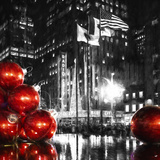 Manhattan Christmas II Giclee Print by Philippe Hugonnard