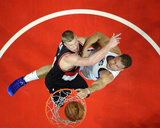 Portland Trail Blazers v Los Angeles Clippers - Game One Photo by Kevork Djansezian