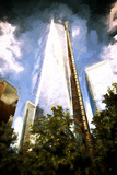 One World Trade Center Giclee Print by Philippe Hugonnard