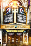Foxwoods Theatre Giclee Print by Philippe Hugonnard
