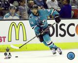 Joel Ward San Jose Sharks Action Photo
