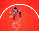 Portland Trail Blazers v Los Angeles Clippers - Game Five Photo af Harry How