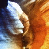 Antelope Canyon V Giclee Print by Philippe Hugonnard