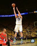 Klay Thompson 2016 NBA Playoff Action Photo