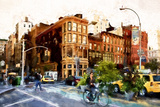 Union Square Giclee Print by Philippe Hugonnard