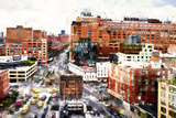 NYC Chelsea Giclee Print by Philippe Hugonnard
