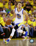 Stephen Curry 2016 NBA Playoff Action Photo