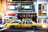 Liquors Giclee Print by Philippe Hugonnard