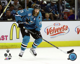 Joe Thornton 2016 Stanley Cup Playoffs Action Photo