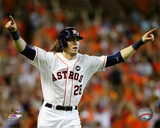 Colby Rasmus Home Run Game 4 of the 2015 American League Divison Series Photo