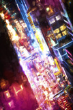 Time Square Giclee Print by Philippe Hugonnard