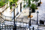 Steps of Montmartre Giclee Print by Philippe Hugonnard