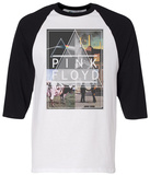 Pink Floyd- Floyd Classics (Raglan) T-Shirt