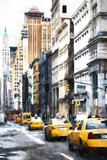 401 Broadway Giclee Print by Philippe Hugonnard