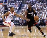 Miami Heat v Toronto Raptors - Game One Photo by Vaughn Ridley