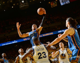 Oklahoma City Thunder v Golden State Warriors - Game One Photo by Noah Graham